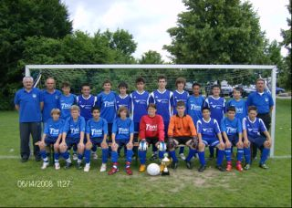 C-junioren Team